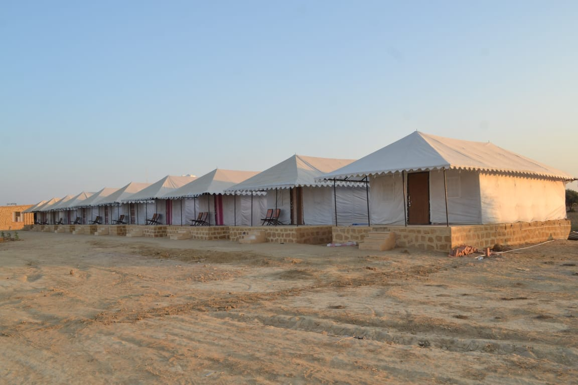 Desert Camp to Stay in Jaisalmer
